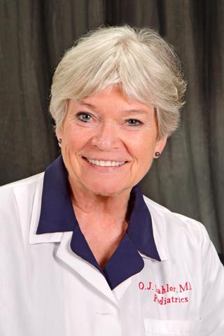 Olle Jane Sahler, MD