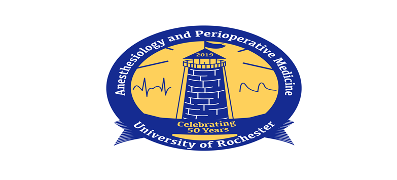 Anesthesiology and Perioperative Medicine, University of Rochester - Celebrating 50 Years