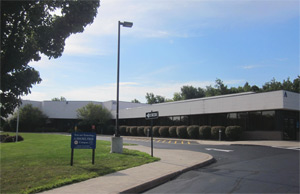 Photo of the Science Parkway Building