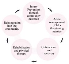 Comprehensive approach to trama care
