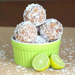 key lime energy bites