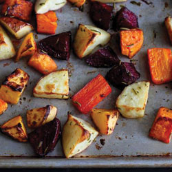 roasted root vegs