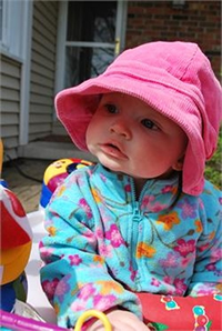 Heather Garigen's Baby