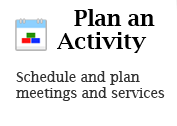 Plan an Activity