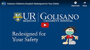 "Video, ""Redesigned for Your Safety"""