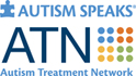 Autism Speaks Autism Treatment Network Logo