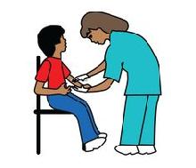 Having My Blood Drawn Developmental And Behavioral Pediatrics
