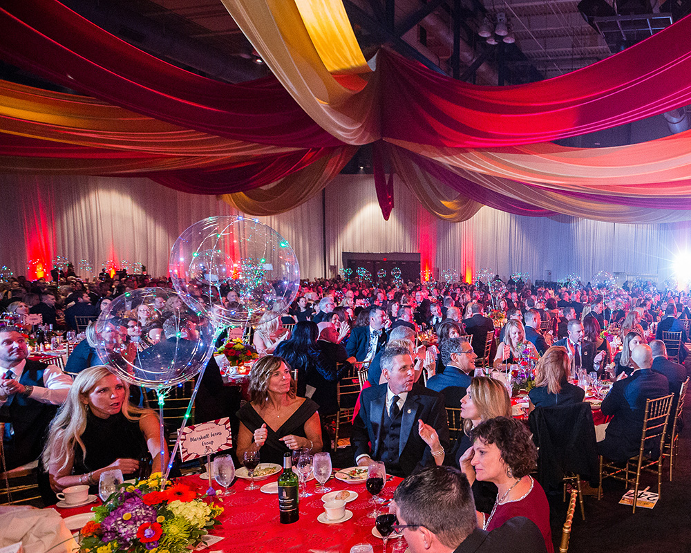 2018 Children's Hospital Gala - Dining