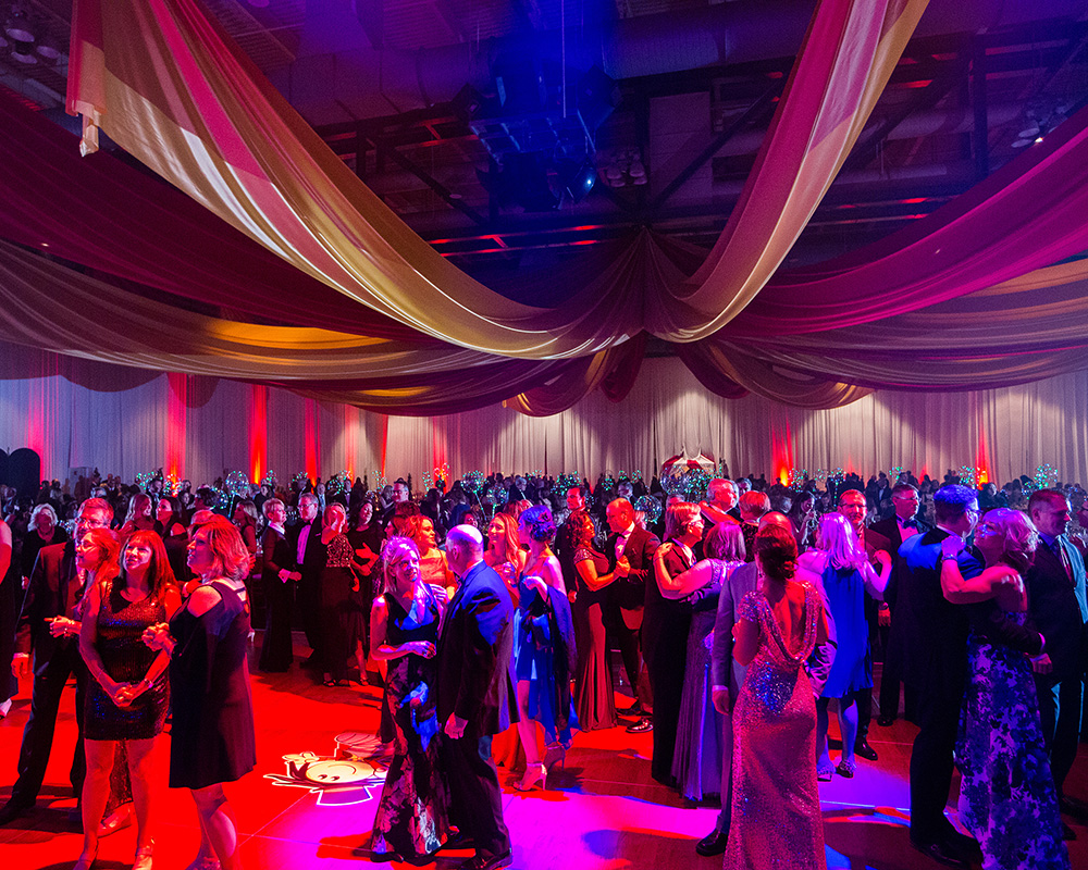 2018 Children's Hospital Gala - Dancing
