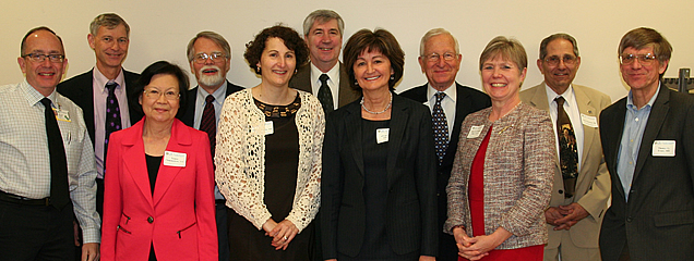 Speakers at Festschrift for Caroline Breese Hall