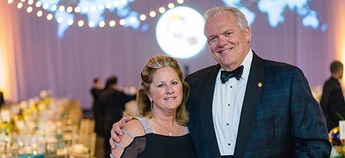 The Davitts at GCH Gala