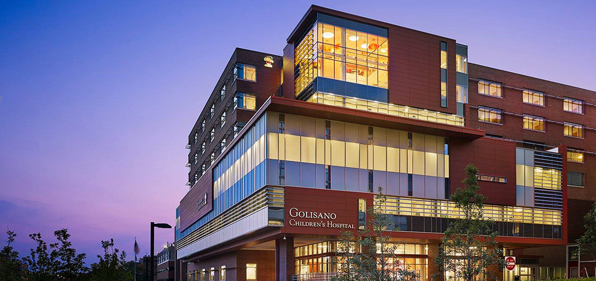 Golisano Children's Hospital Blog