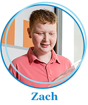 2019 Miracle Kid - Zach