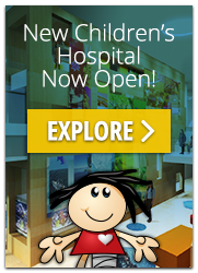 Explore Our New Children's Hospital