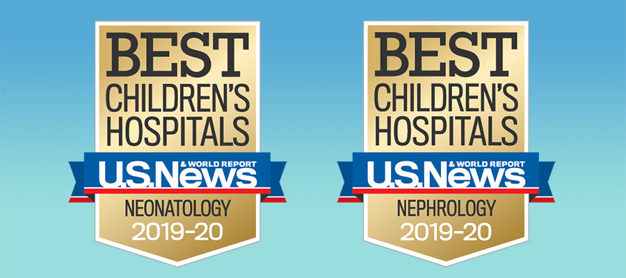 Golisano Children's Hospital - Rochester - a Best Children's Hospital for Neonatology – U.S. News & World Report 2019-2020