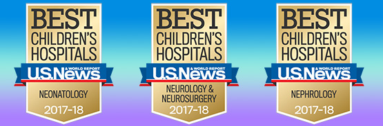 U.S.News BEST Children's Hospitals