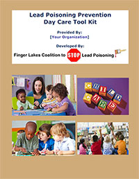 Lead Poisoning Prevention Day Care Tool Kit