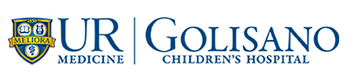 UR Medicine Golisano Children's Hospital - Horizontal logo