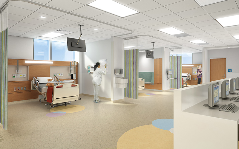 PCICU — Pediatric Cardiac Care Center