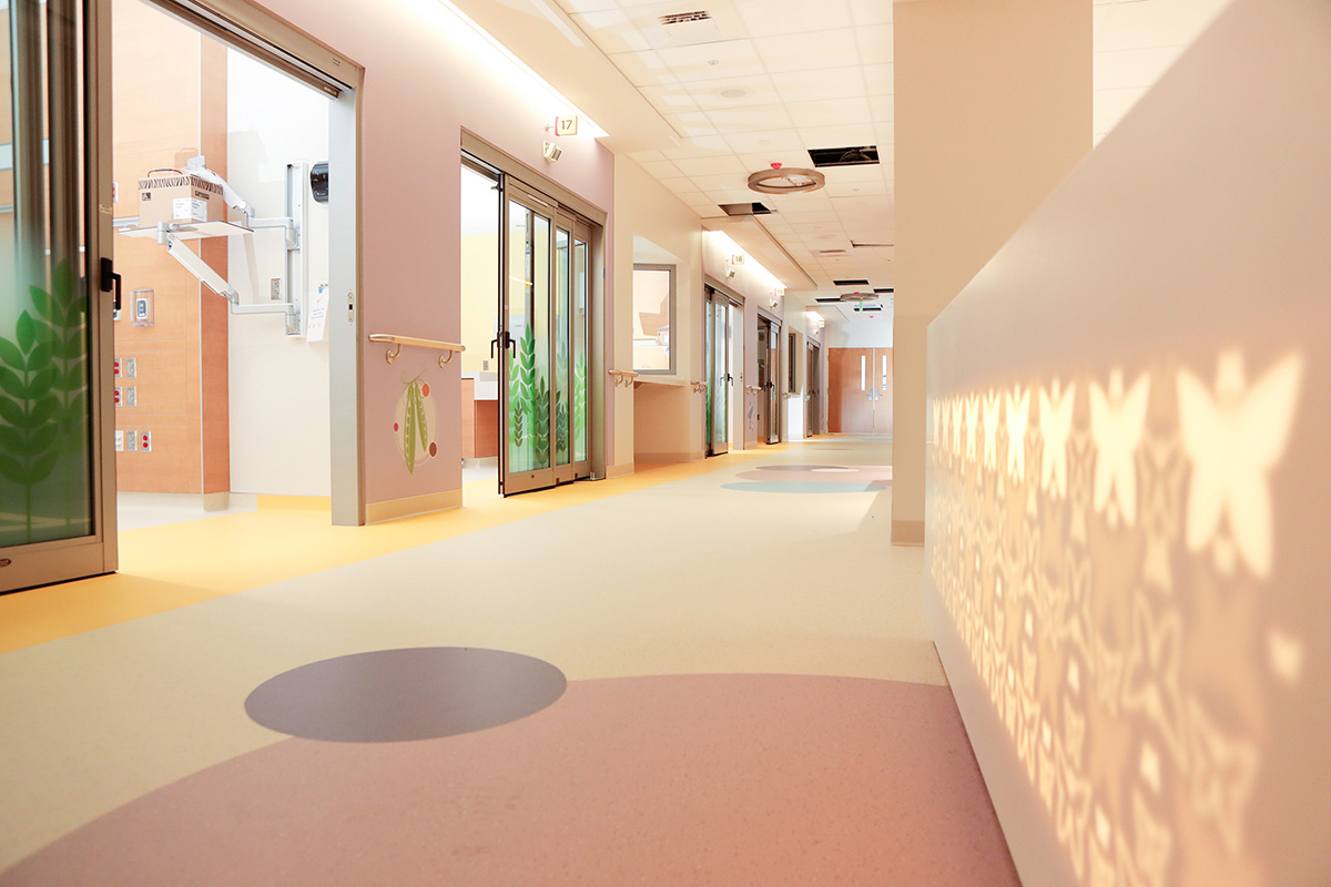 Pediatric Intensive Care Unit — PICU