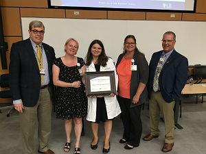 Pediatric Perioperative Surgical Home - Silver Award