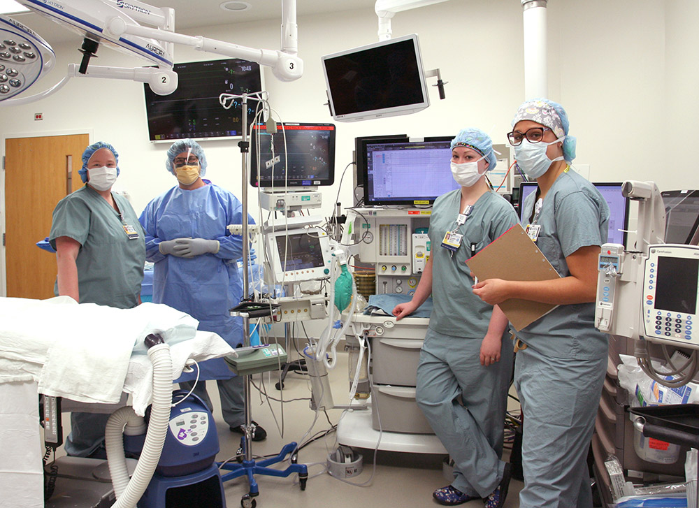Surgery Tour - Pediatric Surgery - Golisano Children's ...