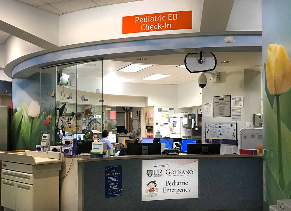 Pediatric Emergency Department