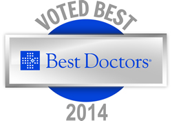 Voted Best Doctors 2014
