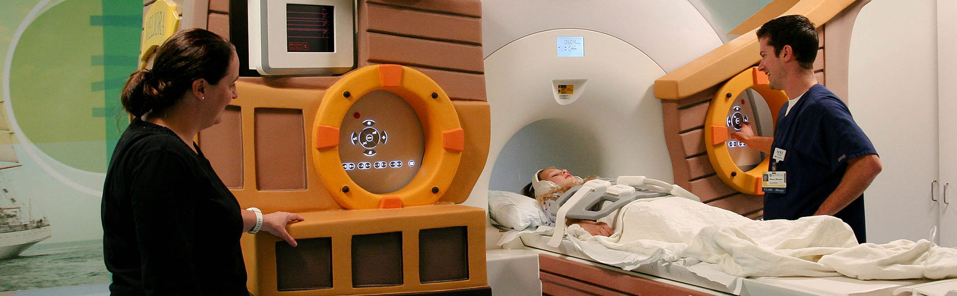 Getting an MRI