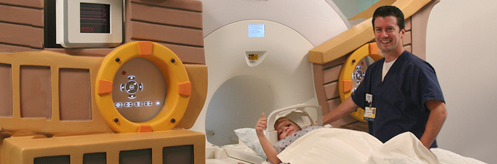 First PET MRI in a children's hospital