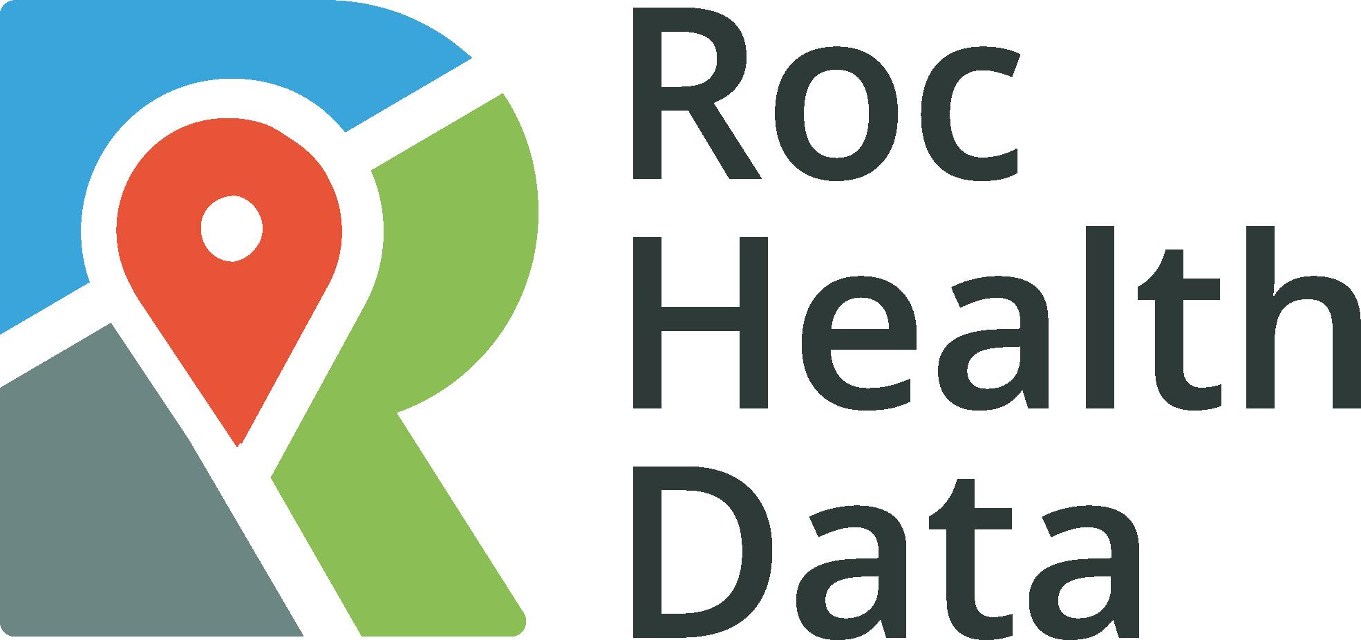Roc Health Data logo