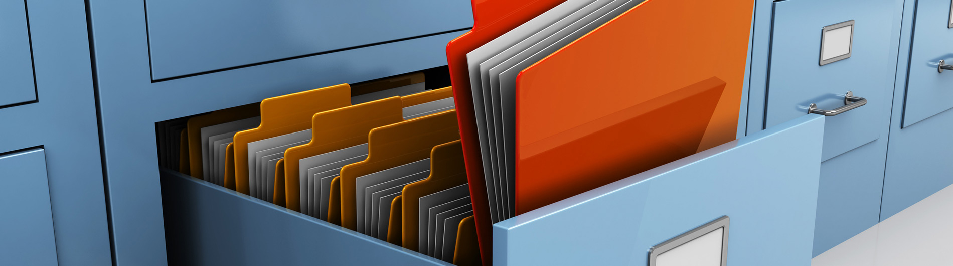 Ditch Your Filing Cabinets, Go Digital: Electronic Document Management for Research