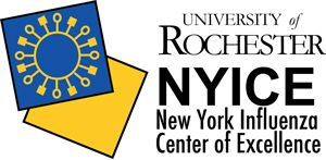 Logo for NY Influenza Center of Excellence