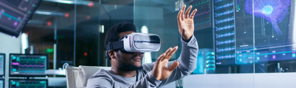 Center for Augmented and Virtual Reality - Flagship Programs