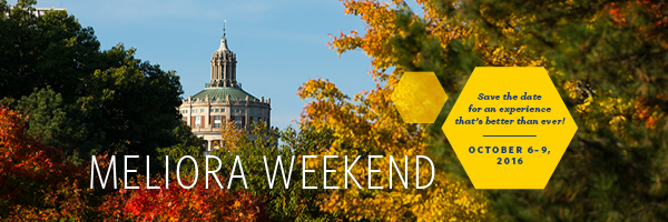 Meliora Weekend dates 2016
