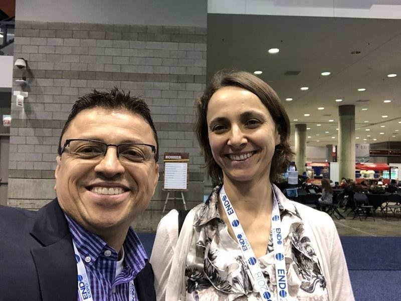 Drs. Chavez and Manuylova