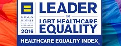 Leader in LBGT Healthcare Equality