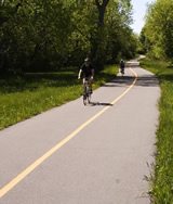 The Erie Canal Path