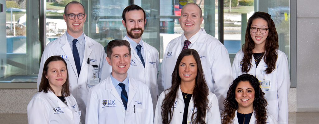 Recent Graduates - Our Residents - Neurology Residency