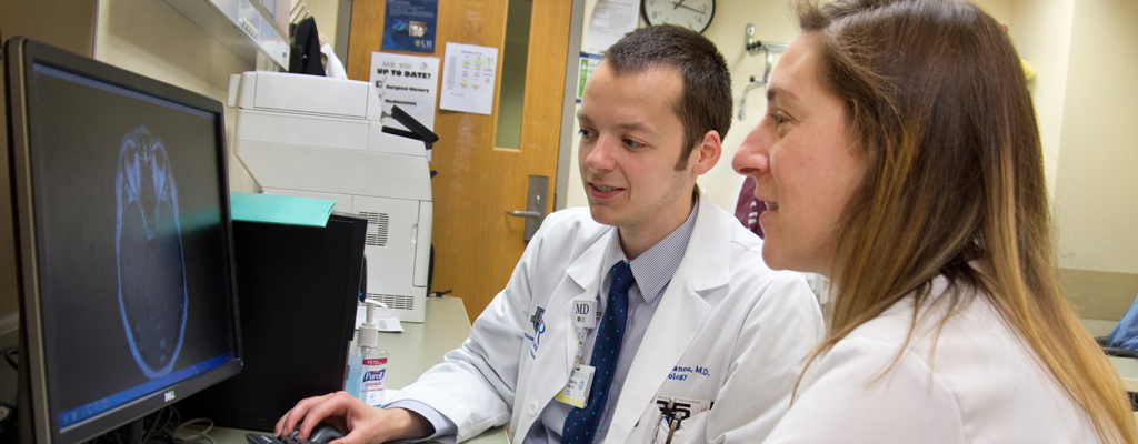 Outpatient Clinics - Program Details - Neurology Residency Program