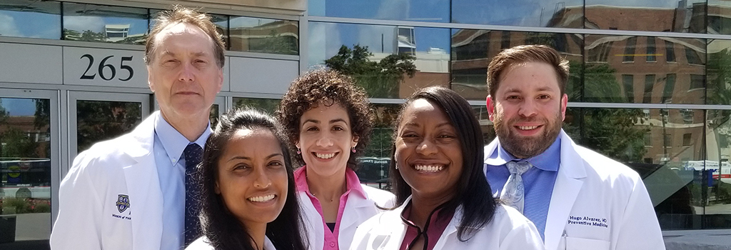Our Residents - Preventive Medicine Residency - Prospective
