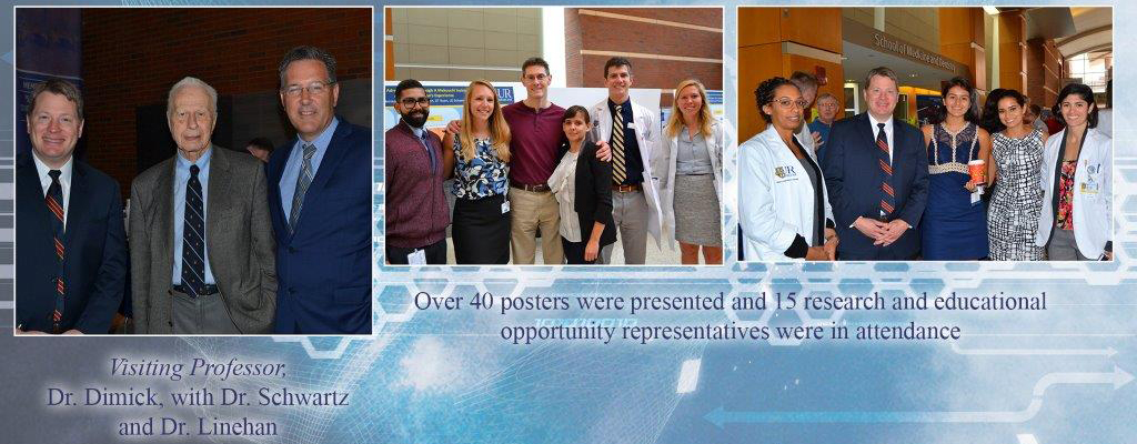 third annual department of surgery resident research synposium pictures