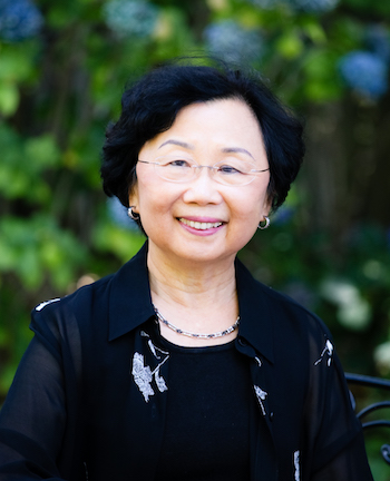 Theresa Chen Portrait