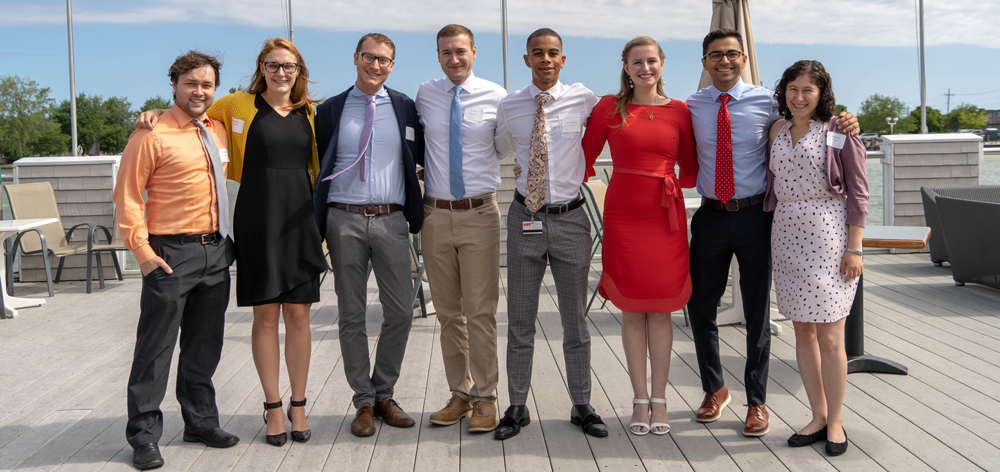 2018 MSTP Incoming Students