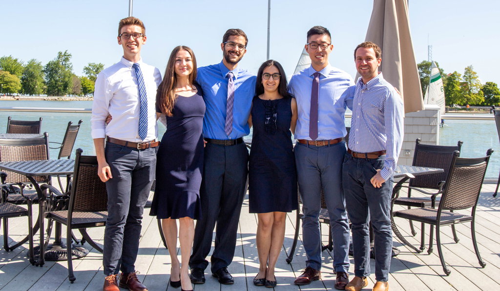 2019 MSTP Incoming Students