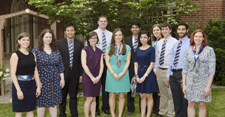 2014 Ophthalmology Residents