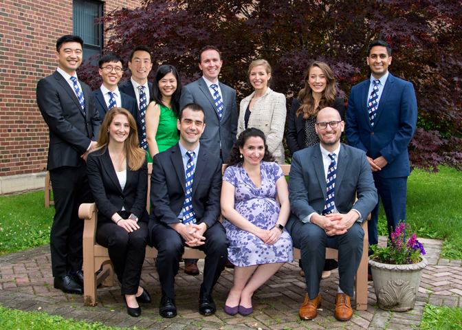 Our Residents - Ophthalmology Residency Program