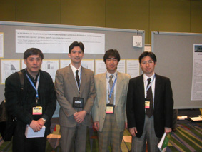 Dr. Chang and Japanese members