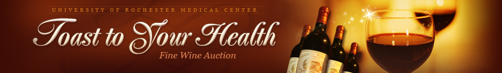 Toast to Your Health Banner Graphic