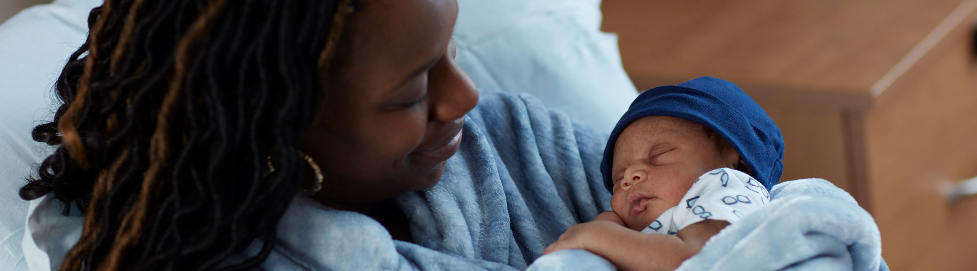 Mother and Baby